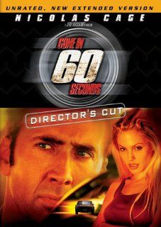 Gone in 60 Seconds (Director's Cut): Nicolas Cage, Angelina Jolie, Robert Duvall, Giovanni Ribisi, Dominic Sena: Movies & TV