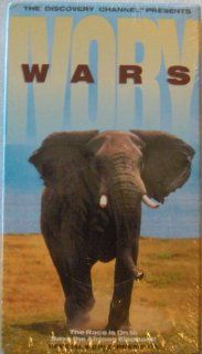 Ivory Wars (Saving the Elephant The Race Against Time) [VHS] Movies & TV