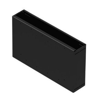 Expandable Wall Box Providing Additional Throw Distance for Projector Arm Model Electronics