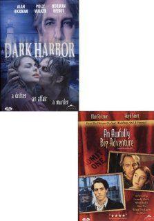 Dark Harbor (Fullscreen) / An Awfully Big Adventure (2 Pack) Alan Rickman, Janet Mecca, Polly Walker (II), Hugh Grant, Norman Reedus, Mike Newell, Adam Howard Movies & TV