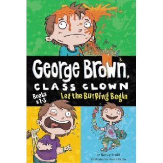 Let the Burping Begin (George Brown, Class Clown) (9780448462844) Nancy Krulik, Aaron Blecha Books