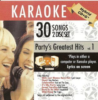 ASK 83 Party Karaoke, Vol. 1; Michael Jackson, Cyndi Lauper and Steppenwolf Music