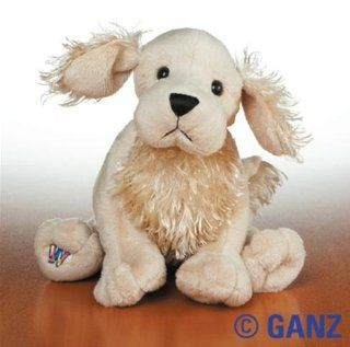 Webkinz Plush Stuffed Animal American Golden Retriever Toys & Games
