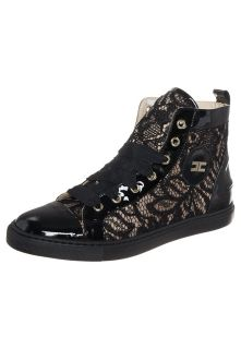 Elisabetta Franchi   High top trainers   black