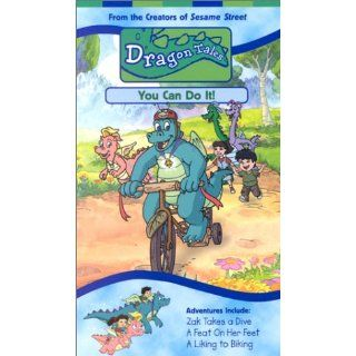 Dragon Tales   You Can Do It [VHS]: Andrea Libman, Danny McKinnon, Ty Olsson, Chantal Strand, Jason Michas, Kathleen Barr, Eli Gabay, Scott McNeil, Aida Ortega, Garry Chalk, Ellen Kennedy, Stevie Vallance, Phil Weinstein, Elana Lesser, Kimberly Smith, Ron