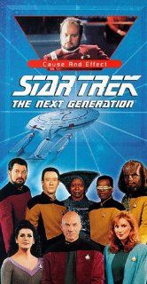 Star Trek   The Next Generation, Episode 118: Cause and Effect [VHS]: LeVar Burton, Gates McFadden, Gabrielle Beaumont, Robert Becker, Cliff Bole, Timothy Bond, David Carson, Chip Chalmers, Richard Compton, Robert Iscove, Winrich Kolbe, Peter Lauritson, Ro