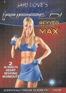 Jari Love Get Extremely Ripped Revved to the Max DVD: Movies & TV