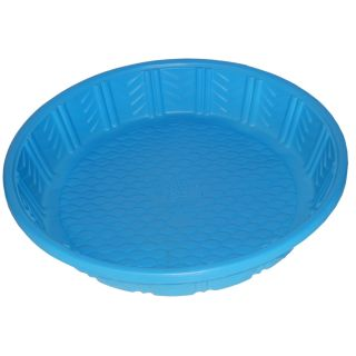 Summer Escapes Poly Pool 4 ft Polyethylene Round Kiddie Pool