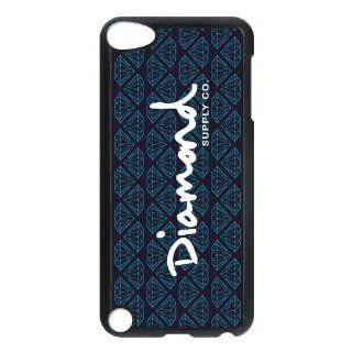 Diamond Supply Co Personalized Music Case for IPod Touch 5th: Cell Phones & Accessories