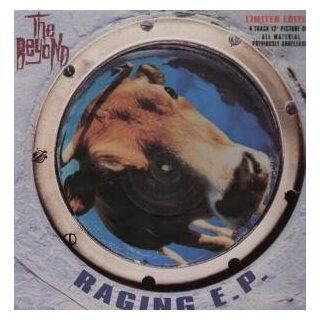 "RAGING E.P. 12"" SINGLE (VINYL) UK HARVEST 1991 4 TRACK PIC DISC IN DIE CUT SLEEVE FEATURING GREAT INDEIFFERENCE SCREWDRIVER VERSION,NAIL,EMPIRE LIVE AND DAY BEFORE TOMORROW LIVE (12HARPD5301): Music"