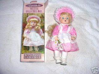 Wyndham Lane Porcelain Doll Amanda