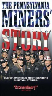 The Pennsylvania Miners' Story [VHS]: Graham Beckel, Dylan Bruno, Marisa Ryan, JD Souther, Michael Bowen, Brad Greenquist, Robert Knepper, William Mapother, John Ratzenberger, Finn Carter, Anjanette Comer, Annie Corley, Igor Meglic, John Thomas, Tony C