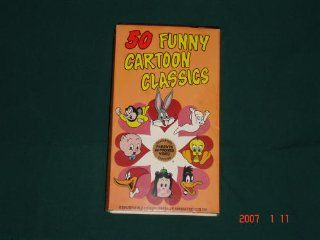 50 Funny Cartoon Classics Daffy Duck, Popeye, etc. Mighty Mouse Movies & TV