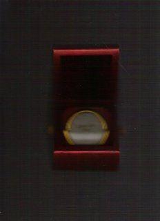 Michael C. Fina Fifth Avenue Quartz Round Coin Clock in Wood Display Box   Wall Clocks