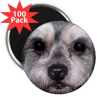 Shih Tzu on a 2.25 Magnet (100 pack) by 30405060
