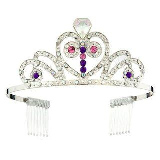Disney Sofia the First Crown Tiara for Girls Sophia: Toys & Games