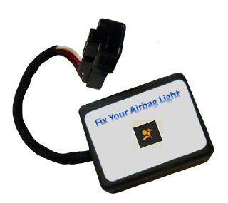 Fix Your Airbag Light   Suzuki Grand Vitara   Front Passenger Airbag Seat Occupancy Sensor Emulator, Bypass Automotive