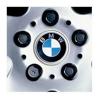 BMW Wheel Stud Locks   5 Series Sedans 2011 2012 (except 2012 528i xDrive Sedan)/ X3 SAV 2011 2012 X5 SAV 2007 2012/ X5 M SAV 2010 2012/ X6 SAV 2008 2012/ X6 M SAV 2010 2012 Automotive