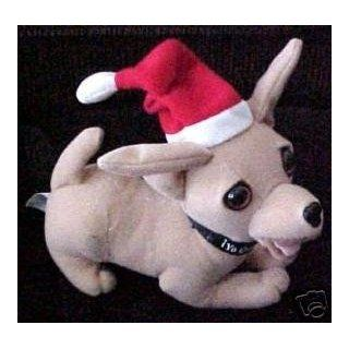 Taco Bell Talking Chihuahua   Feliz Navidad, Amigos! : Home Decor Products : Everything Else