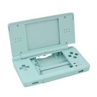 Ice Blue color Nintendo DS Lite Complete Full Housing Shell Case Replacement Repair Video Games