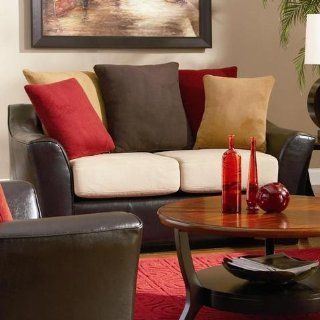 Lily Loveseat by Coaster Furniture   Sofas