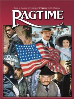 Ragtime: James Cagney, Brad Dourif, Moses Gunn, Elizabeth McGovern:  Instant Video