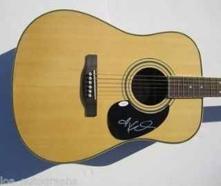 Kellie Pickler REAL hand SIGNED Fender Starcaster Acoustic Guitar JSA COA #1: Entertainment Collectibles