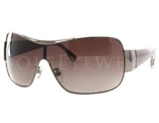Michael Kors MK 2476 239 Rae Brown Sunglasses: Clothing