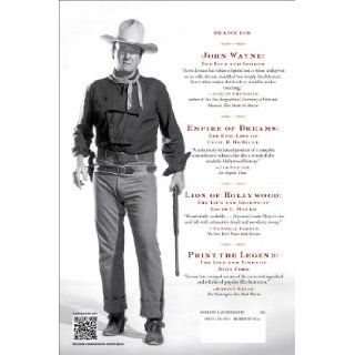 John Wayne The Life and Legend Scott Eyman 9781439199589 Books