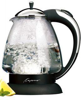 Capresso 25903 Electric Kettle, H2O Plus   Coffee, Tea & Espresso   Kitchen