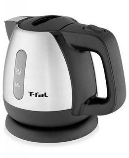 T Fal BI802251 Mini Kettle, .8 Liter Personal   Coffee, Tea & Espresso   Kitchen