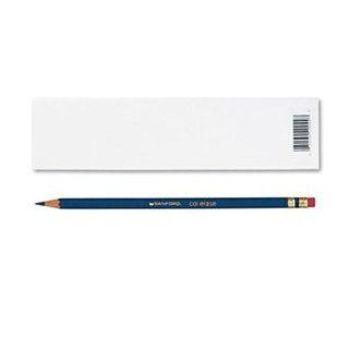 Prismacolor Col Erase Erasable Colored Pencil INDIGO BLUE Set/12  Wood Colored Pencils