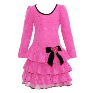Bonnie Jean Girls 4 6x Tier Dress Bonnie Jean Clothing