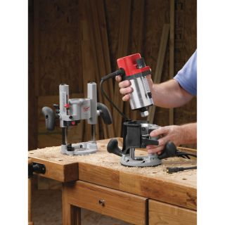 Milwaukee EVS Plunge Router Kit — 2 1/4 HP, Model# 5616-24  Routers   Sign Making