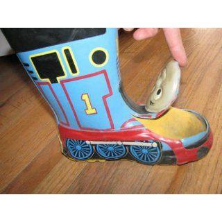 Western Chief Thomas the Tank Engine Rain Boot (Toddler/Little Kid/Big Kid) Thomas The Train Rain Boots Shoes