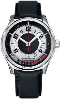 Jaeger LeCoultre Amvox 2 Mens Titanium Aston Martin Automatic Chronograph Watch 192T440 Jaeger LeCoultre Watches