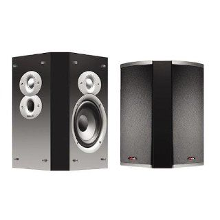 Polk Audio's FXi3 (White) High Performance Surround Speakers, Pair (White) Electronics