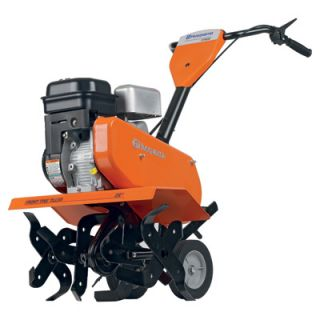 Husqvarna Front Tine Tiller — 24in. Tilling Width, 208cc Briggs & Stratton Engine, Model# FT900CARB  Tillers