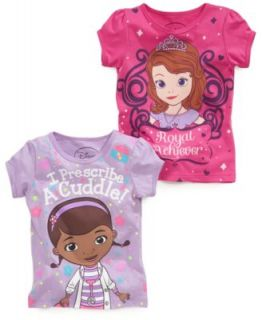 Disney Little Girls Doc McStuffins Tutu Dress   Kids