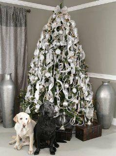 170 piece Winter Fantasy Christmas Tree Decoration Kit