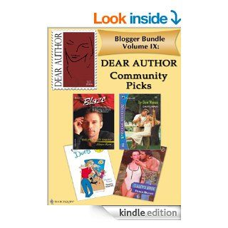 Blogger Bundle IX Dear Author Community Picks   Kindle edition by Alison Kent, Nancy Warren, Fiona Brand, Cheryl Reavis. Romance Kindle eBooks @ .