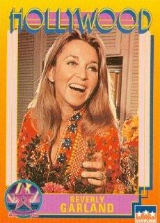 Beverly Garland trading Card (Actress) 1991 Starline Hollywood Walk of Fame #158: Entertainment Collectibles