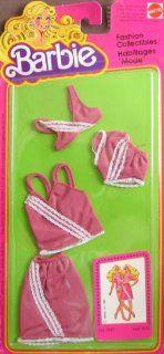Barbie Fashion Collectibles Underwear   Bra, Panties, Slip & More (1978/81 Mattel Hawthorne) Toys & Games