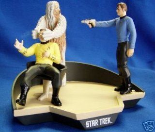 Star Trek Diorama M 113 Salt Creature by Applause Kirk & McCoy Ltd Ed.: Toys & Games