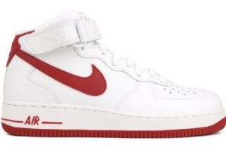 Nike Air Force 1 Mid Mens Basketball Shoes 315123 108, 11.5 Fashion Sneakers Shoes