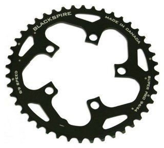 BlackSpire Super Pro Chainring, 44t x 104 bcd, 7075 Alu : Bike Chainrings And Accessories : Sports & Outdoors
