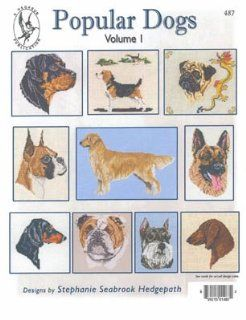 Popular Dogs Volume I   Cross Stitch Pattern