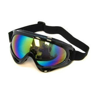 NEW Motorcycle Scooter Mopeds Vespa Racing Bike Bicycle Goggles, Tinted Lens: Automotive