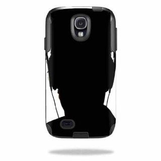 MightySkins Protective Vinyl Skin Decal Cover for OtterBox Commuter Samsung Galaxy S4 Case Sticker Skins Headphones: Cell Phones & Accessories
