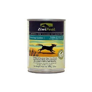 ZiwiPeak Daily Cuisine Venison/Fish Can Dog Food  Canned Wet Pet Food